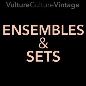 Vulture Culture Vintage 💀 ENSEMBLES & SETS